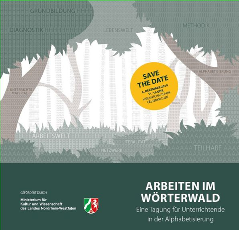 Abbildung PDF Arbeiten im Wörterwald