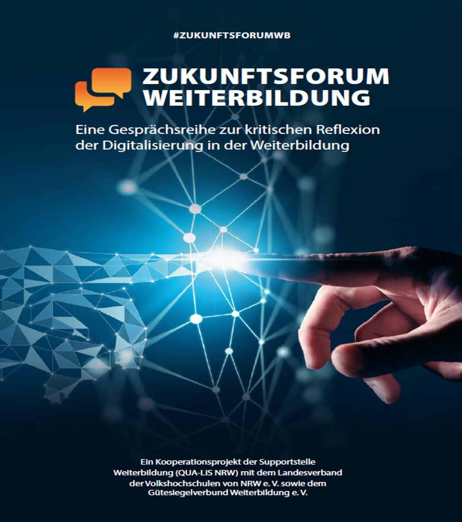 Download Flyer Zukunftsforum Weiterbildung (PDF, 434B)